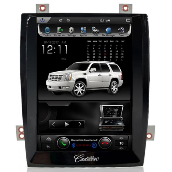 Radio navegador GPS tipo TESLA Cadillac Escalade ANDROID TR3601