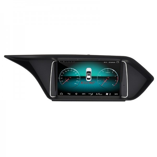 "Head unit 7"" GPS  Benz E Class W212 Android 10 TR3609"