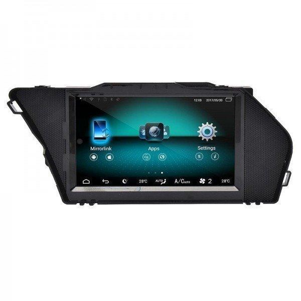 """Head unit 7"""" GPS Mercedes Benz GLK X204 Android 10 TR3613"""