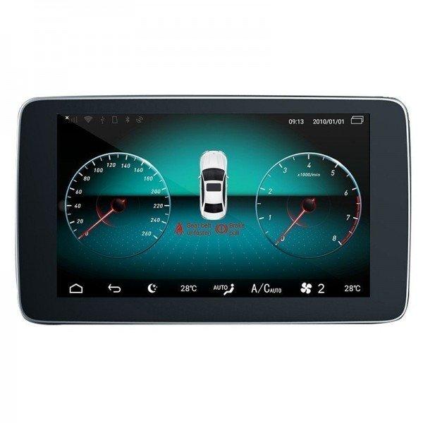 """Head unit 9"""" GPS Mercedes Benz GLK X204 Android 10 TR3614"""