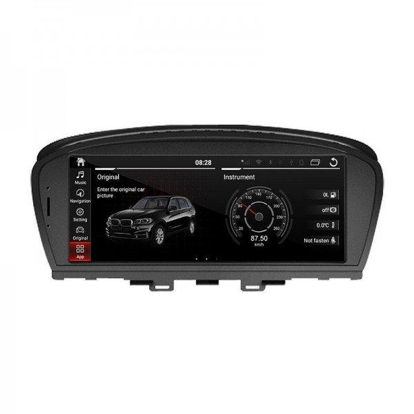"Head unit 8.8"" GPS BMW 5 Series E60 E61 & 6 Series E63 E64 & 3 Series E90 E91 E92 E93 Android 10 TR3629"
