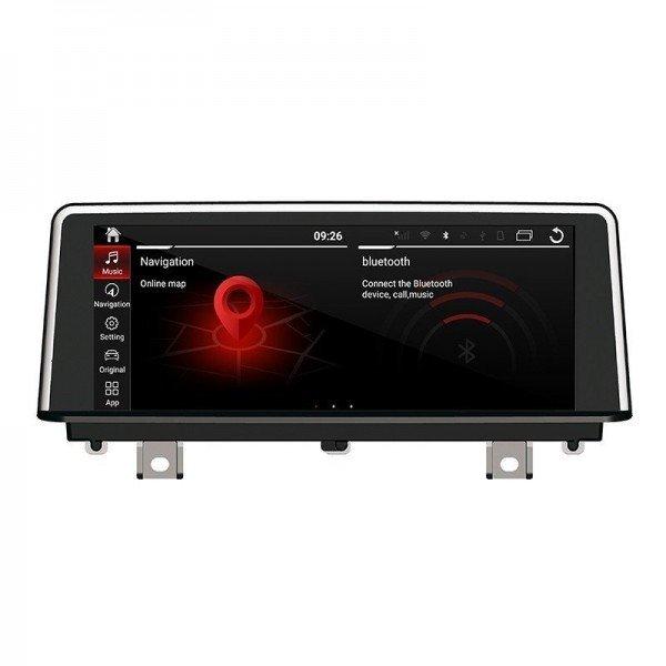 """Head unit 10.25"""" GPS BMW 3 Series F30 F31 F34 F35 & BMW 4 Series F32 F33 F36 Android 10 TR3630"""