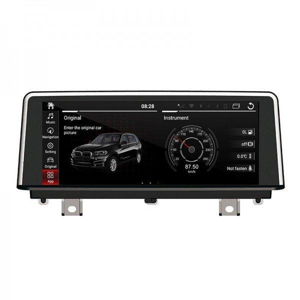"Head unit 8.8"" GPS BMW X1 F48 F52 Android 10 TR3631"