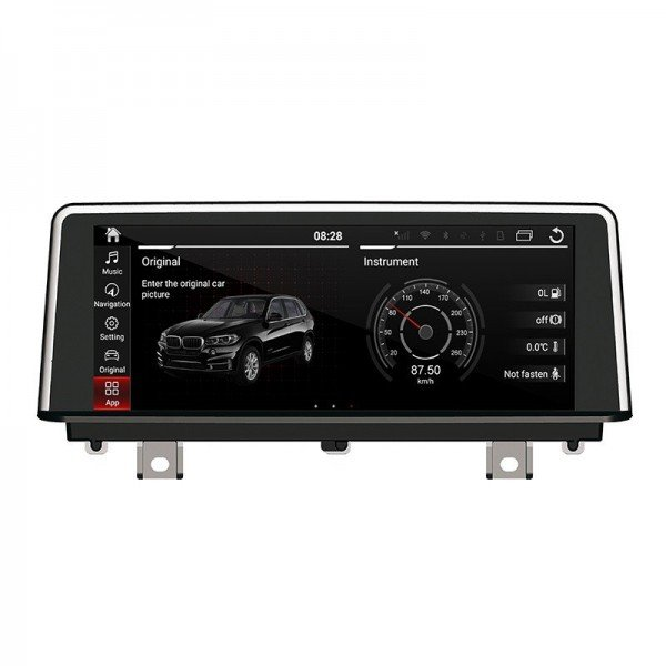 "Head unit 10.25"" GPS BMW X1 F48 F52 Android 10 TR3632"