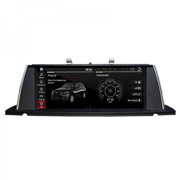 "Head unit 10.25"" GPS BMW 5 Series GT F07 Android 10 TR3634"