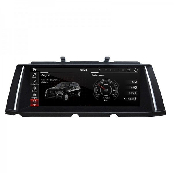 "Head unit 10.25"" GPS BMW 7 Series F01 F02 F03 F04 Android 10 TR3636"