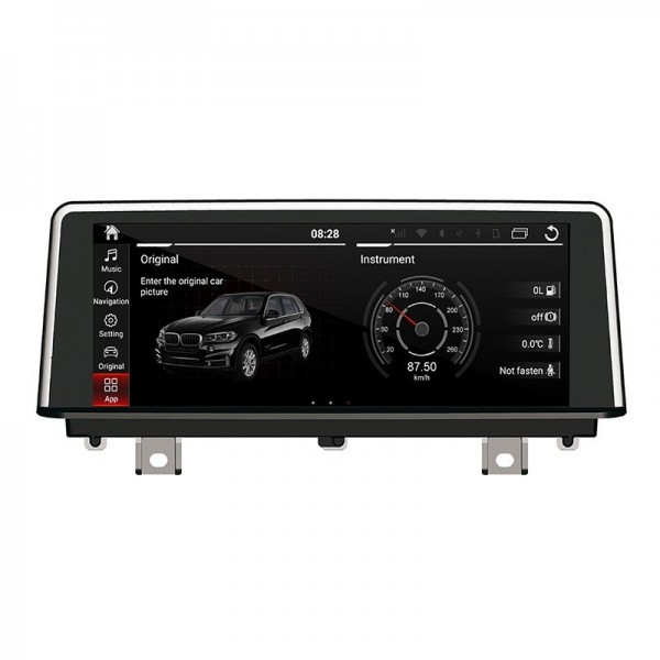 "Head unit 10.25"" GPS BMW 3 Series F30 F80 F31 F34 F35 & 4 Series F32 F82 F33 F83 F36 Android 10 TR3640"