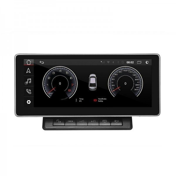 "Head unit 10.25"" GPS AUDI A6 Android 10 TR3642"