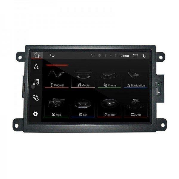 "Pantalla 7"" GPS AUDI A4 B8 & A5 8T & Q5 8Y Android 10 4G LTE TR3648"