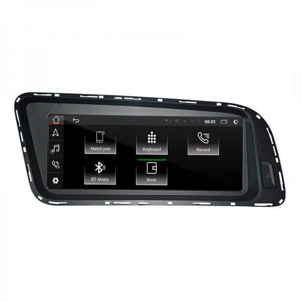 "Pantalla 8.8"" GPS AUDI Q5 8Y Android 10 4G LTE TR3649"