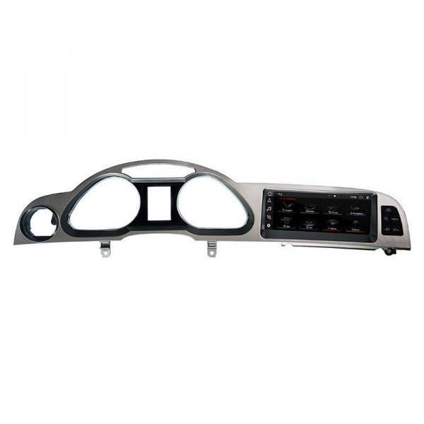 """Head unit 8.8"""" GPS AUDI A6 C6 Android 10 TR3653"""