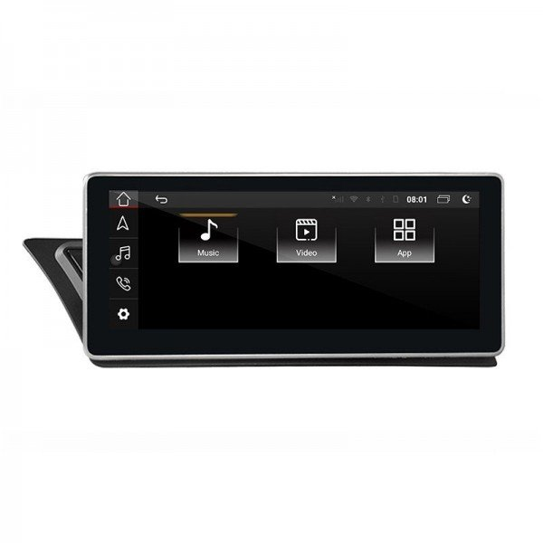 """Head unit 10.25"""" GPS AUDI A4 B8 & A5 8T Android 10 TR3656"""