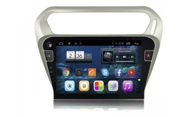 Radio monitor Citroen C-Elysee 10.2 inch with GPS ANDROID TR2478