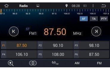 GPS Android Mitsubishi Montero