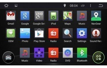 GPS Android Mitsubishi pajero