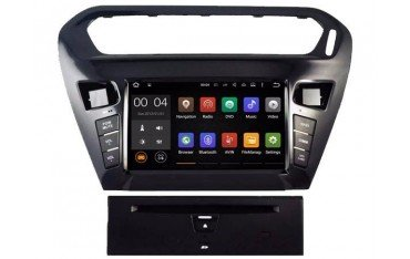 Radio head unit for Citroen C-Elysee with GPS ANDROID TR2480