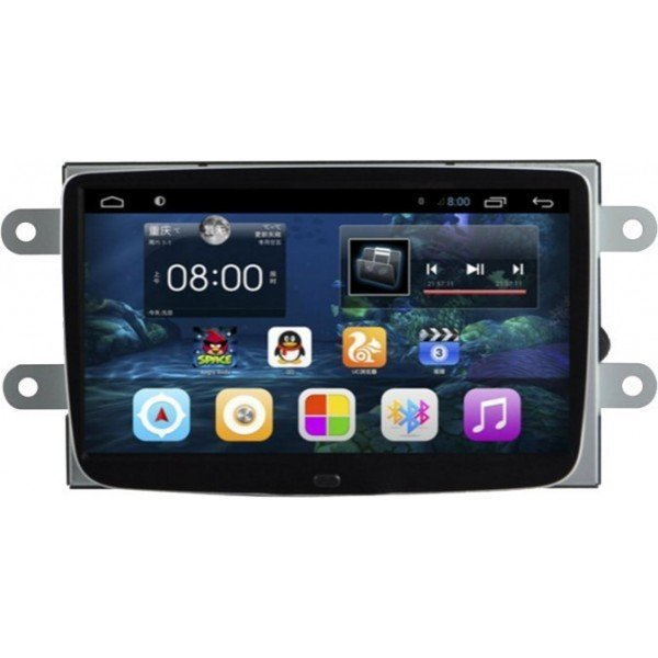 """Radio monitor 8,8"""" GPS HD Dacia Duster / Renault Captur PURE ANDROID REF: TR2481"""