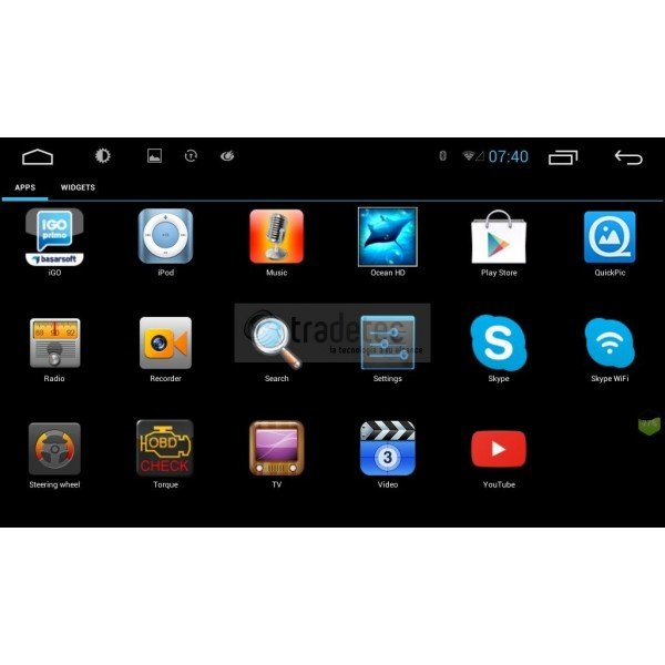 Renault Captur android