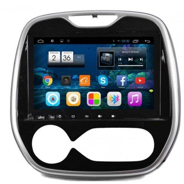 "Radio monitor 9"" GPS HD Renault Captur / Dacia Duster ANDROID REF: TR2482"
