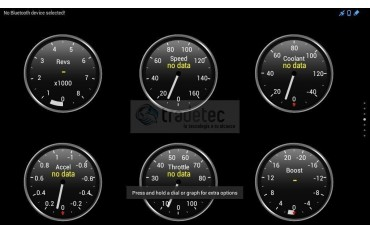 Dacia Duster gps
