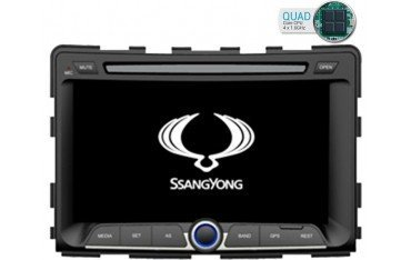 Radio GPS ANDROID Ssangyong Rexton head unit TR1777