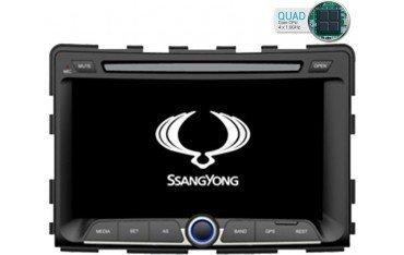 Radio navegador GPS Android Ssangyong Rexton TR1777