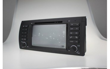 Radio DVD GPS BMW Serie 5 E39 y X5 E53 ANDROID