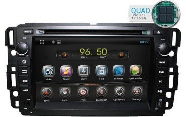 Radio head unit GPS ANDROID for GMC TR1779