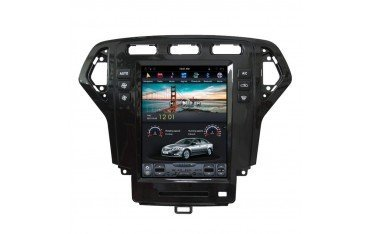 Radio GPS head unit Tesla style Ford Mondeo ANDROID TR2501