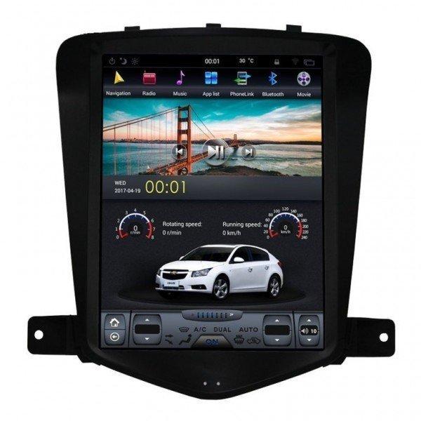 GPS head unit CHEVROLET ORLANDO Android TR974 | Tradetec