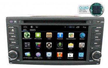 Radio GPS ANDROID Subaru Forester / Impreza TR1780