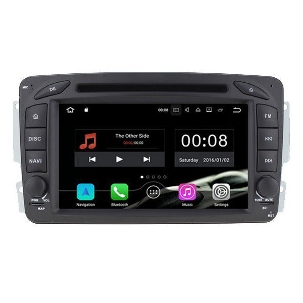 Radio DVD GPS Mercedes Benz