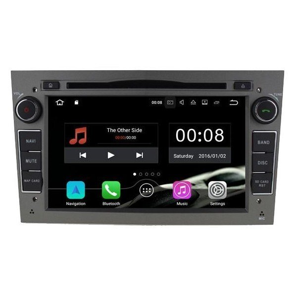 Radio DVD GPS Opel ANDROID 9.0 REF: TR2526