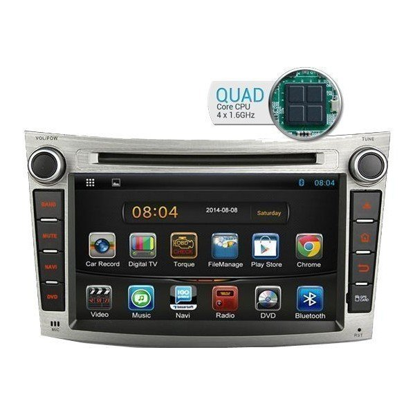GPS Android Subaru outback
