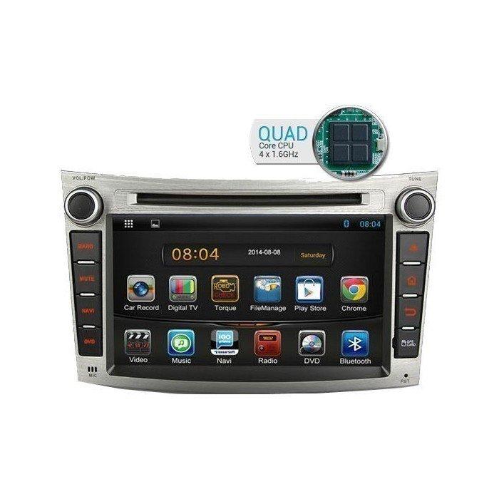 GPS Android Subaru Legacy