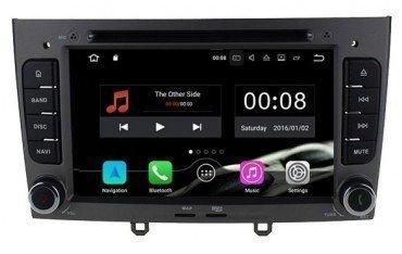 Radio GPS head unit Opel black Android 10 TR2527