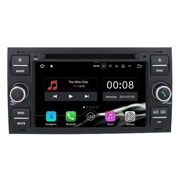 Radio DVD GPS Ford ANDROID 9.0 REF: TR2529