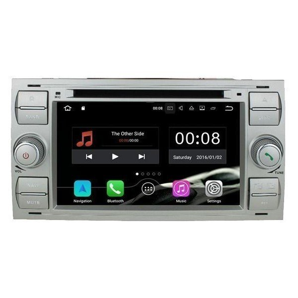 Radio DVD GPS Ford ANDROID 9.0 TR2530