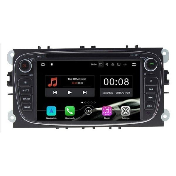 Radio DVD GPS Ford ANDROID 9.0 REF: TR2532