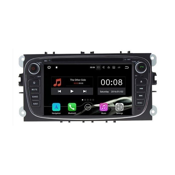 Radio DVD GPS Ford ANDROID 9.0 TR2532