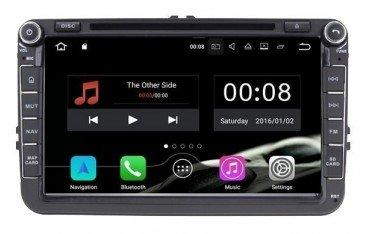 Radio DVD GPS Volkswagen / Seat / Skoda ANDROID 9.0 REF: TR2535