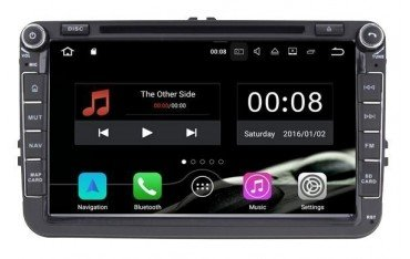 Radio DVD GPS Volkswagen / Seat / Skoda ANDROID 9.0 TR2535