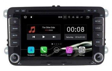 Radio navegador GPS Volkswagen / Seat / Skoda Android 10 TR2536