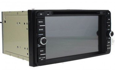 Radio DVD GPS Toyota Universal ANDROID