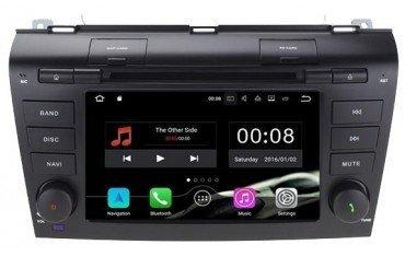 Radio navegador GPS Mazda 3 Android 10 TR2539