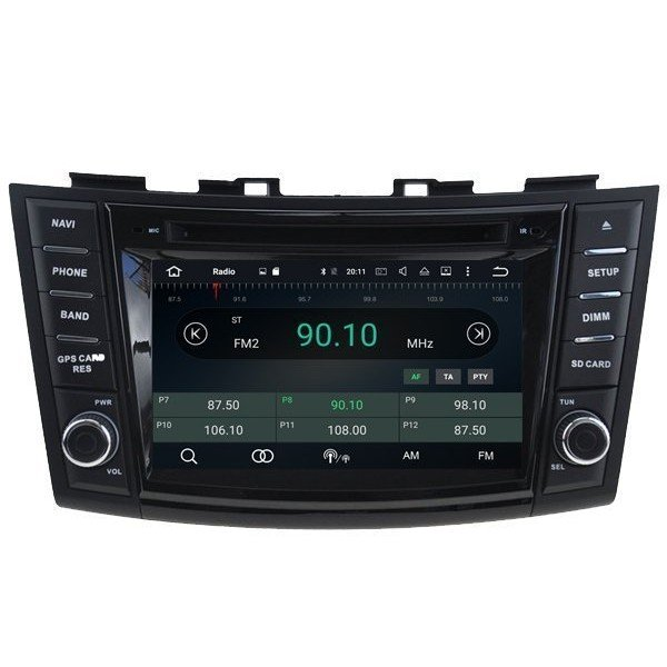 Suzuki Swift GPS Internet 4G