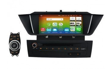 Special GPS monitor Android BMW X1 TR2541