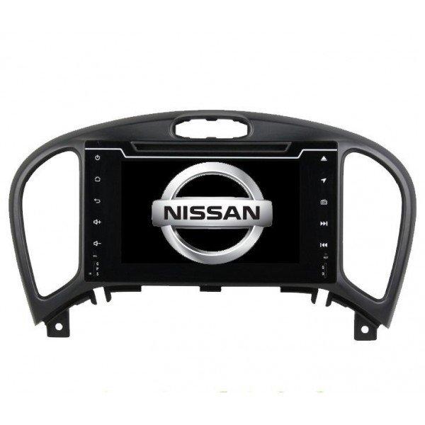Nissan Juke gps