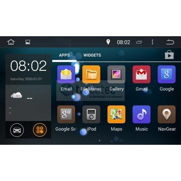 Radio DVD GPS HD QUAD CORE Toyota Land Cruiser Android