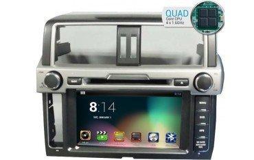 Navegador GPS Toyota Land Cruiser VX Android TR1818